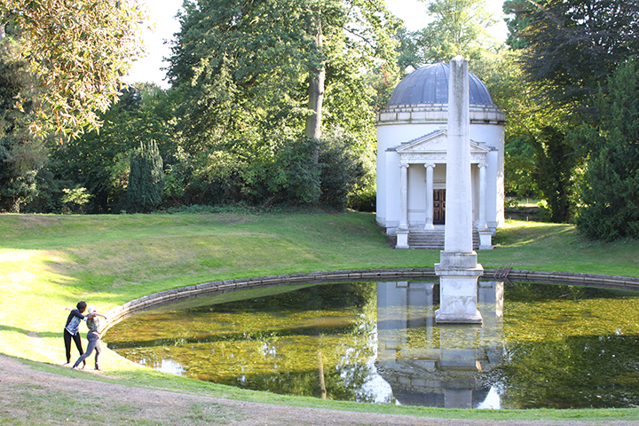 Chiswick House grounds